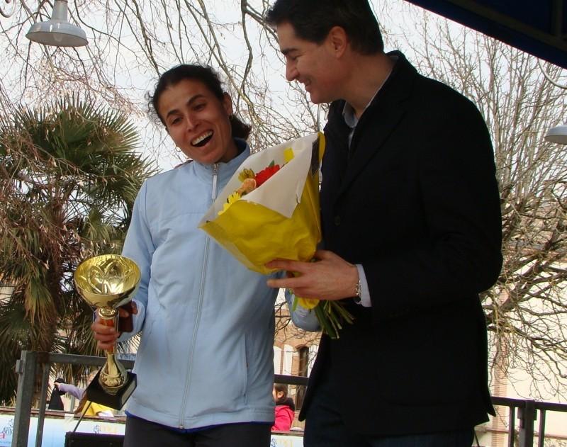 """23e """"semi-marathon"""" de Caussade (82), 4/03/2012 - Page 5 Nora10"""