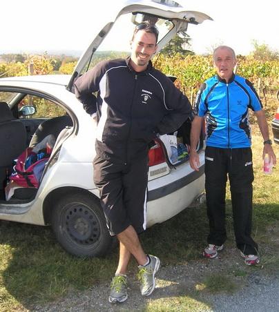 Trail du Verdus (Thézac 47), 23/10/2011 - Page 2 Thezac11