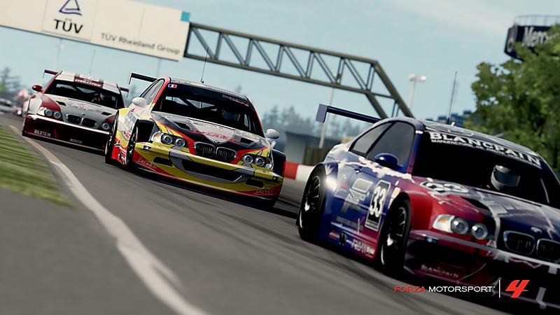 Challenge Amical Hebdomadaire: BMW M3 GTR ,jeudi 6 Décembre Forza-12