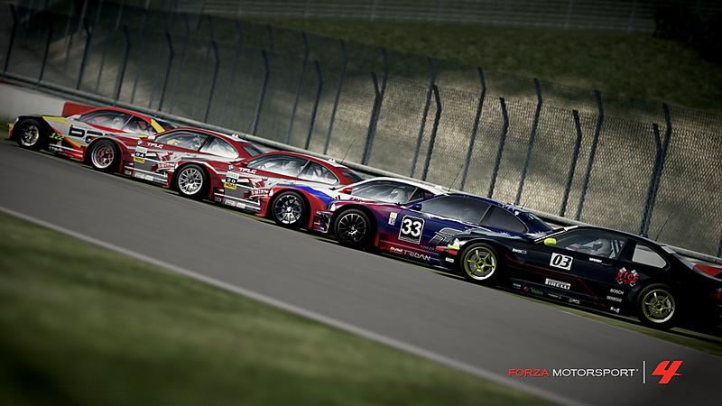 Challenge Amical Hebdomadaire: BMW M3 GTR ,jeudi 6 Décembre Forza-13