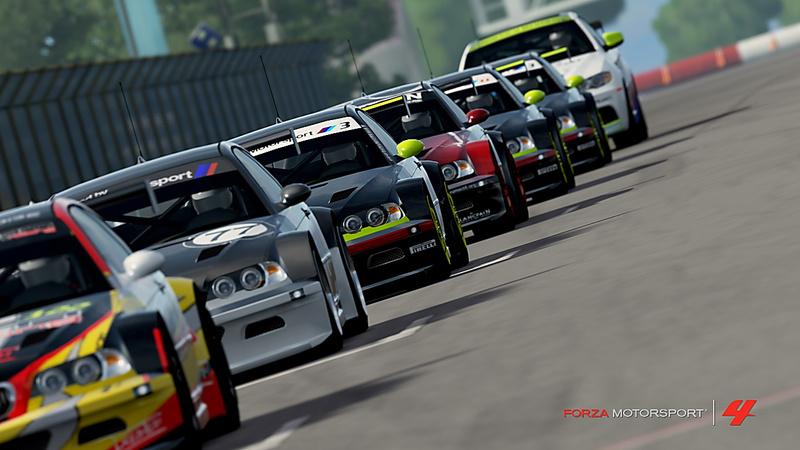 Challenge Amical Hebdomadaire: BMW M3 GTR ,jeudi 6 Décembre Forza-15