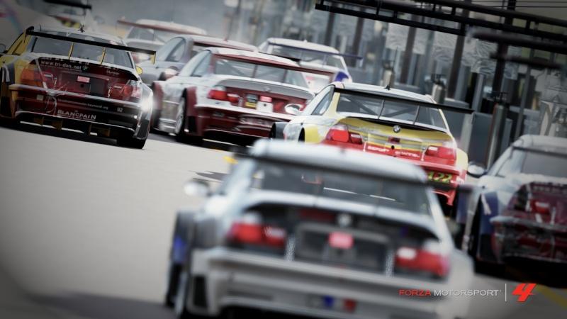 Challenge Amical Hebdomadaire: BMW M3 GTR ,jeudi 6 Décembre Forza11