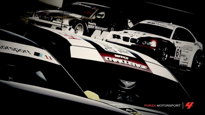 Challenge Amical Hebdomadaire: BMW M3 GTR ,jeudi 6 Décembre Forza411