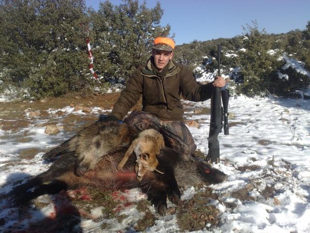 ¿Quien de vosotros es cazador en la vida real? 09012011