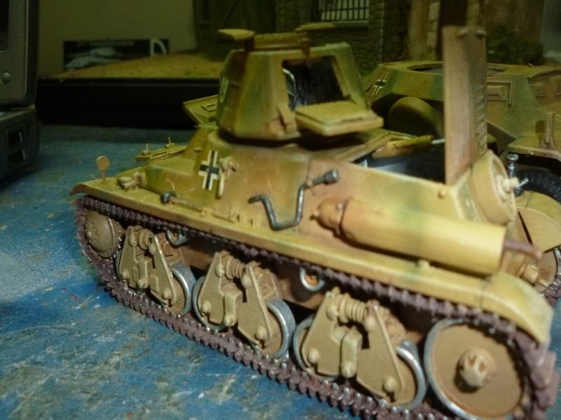 21ème PANZER DIVISION le 05 juin 1944 P1000329