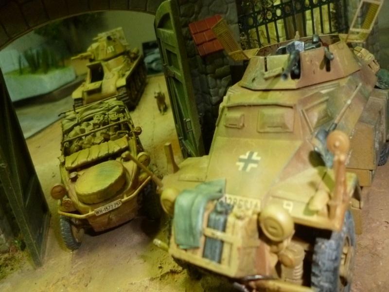 21ème PANZER DIVISION le 05 juin 1944 P1000346