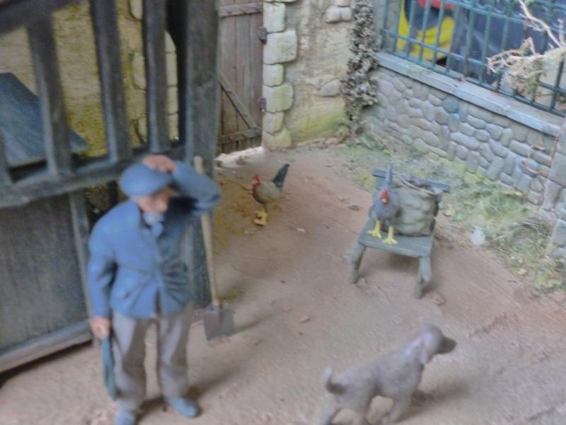 21ème PANZER DIVISION le 05/06/1944 --> diorama terminé P1000620