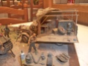 atelier de campagne normandie 1944 P1000215