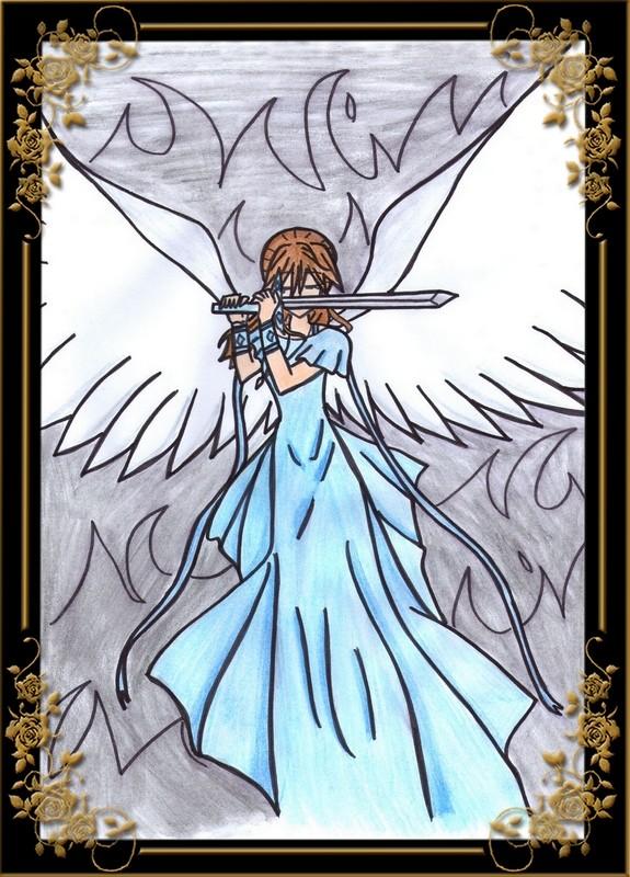Mes dessins I-ange10