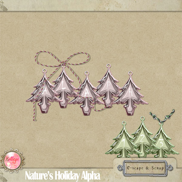 Natures Holiday Collab Alphap14