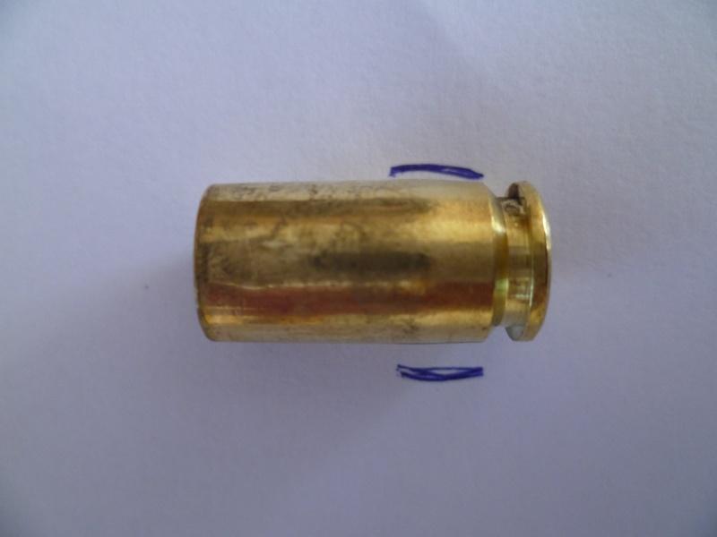 Déformation douille de .40 SW P1000919