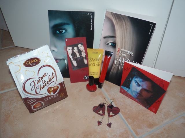 Photos - Biblio Swap Sois ma Valentine P1040035