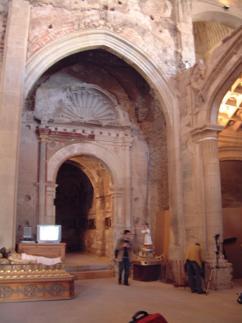 Iglesia Vieja de la Asunción de Yecla Interi10