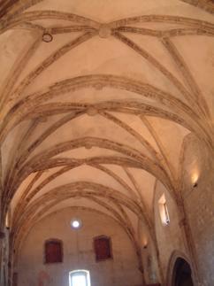 Iglesia Vieja de la Asunción de Yecla Interi11