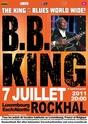 B.B. King , 07 juillet @La Rockhal, Luxembourg Bb-kin10