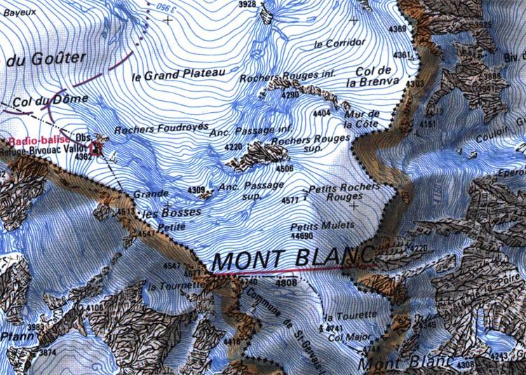 Photos en moyenne montagne Carte111
