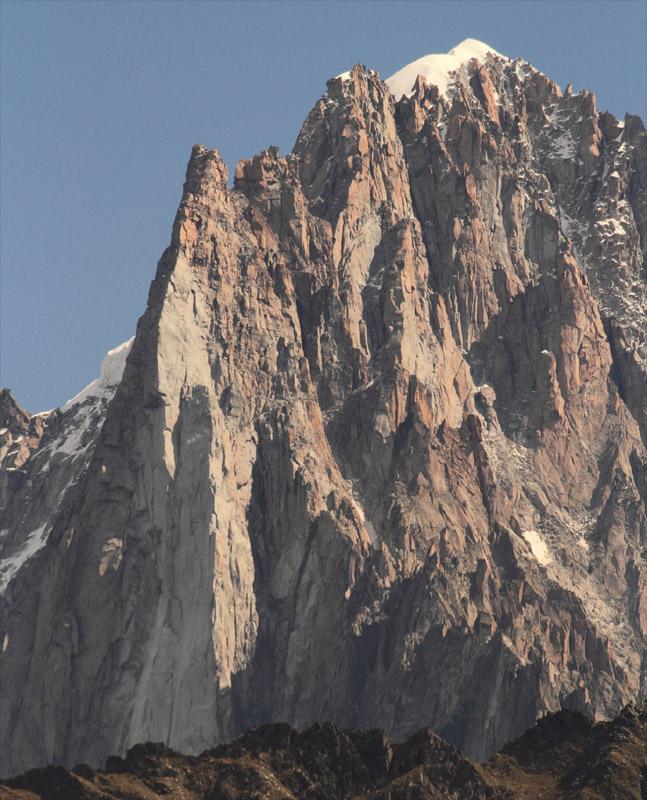 Eboulements et autres glissements dans la vallée Drus-111