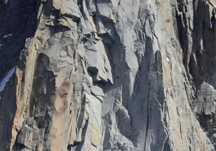 Eboulements et autres glissements dans la vallée Drus-p11