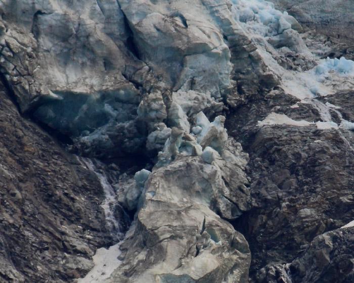 Le glacier des Bossons Glacie10