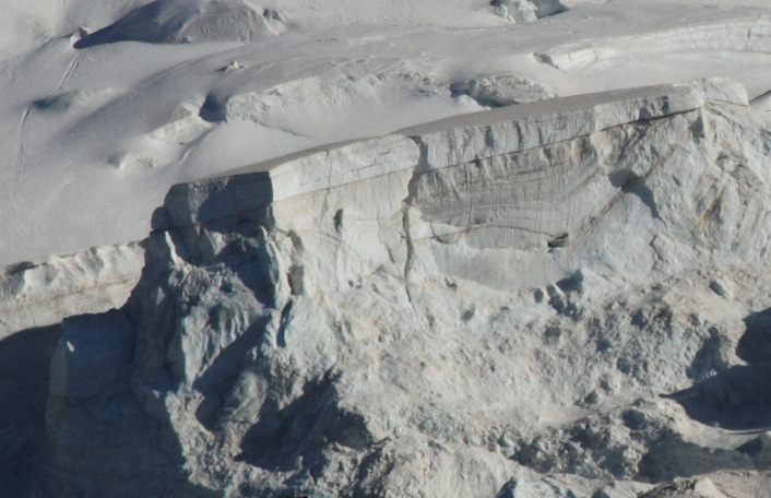 Le glacier de Taconnaz Gouter10