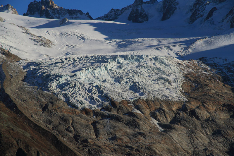 Le glacier du Tour. Tour10