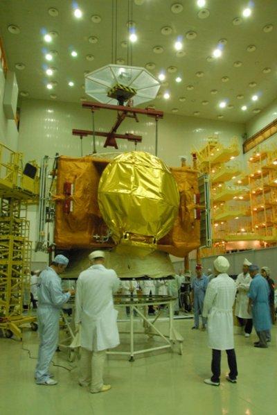 Lancement Proton-M/Briz-M avec KazSat-2 et SES-3 le 15 juillet 2011 30118510