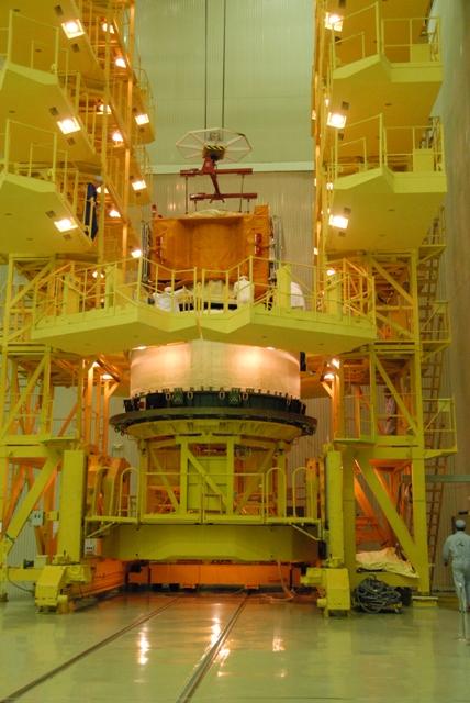 Lancement Proton-M/Briz-M avec KazSat-2 et SES-3 le 15 juillet 2011 Dsc_9511