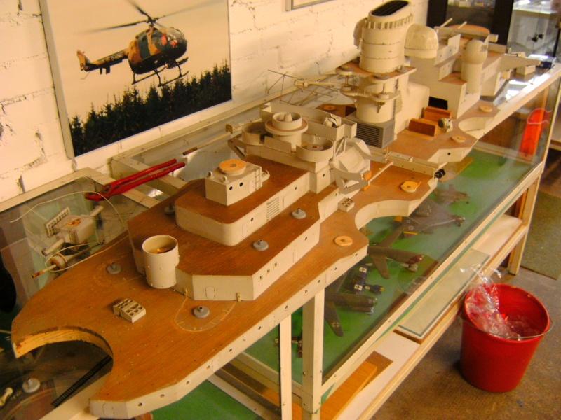 """Restauration eines 1:67er Modells der """"Bismarck"""". - Seite 2 Pict0015"""
