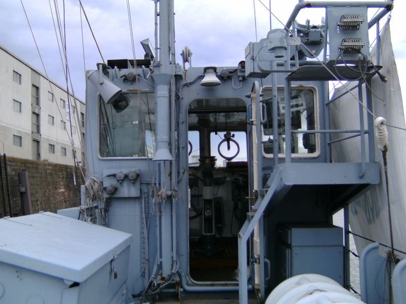Mannheimer HafenSuchen - Landungsschiff Zander im Mannheimer Hafen Pict0081