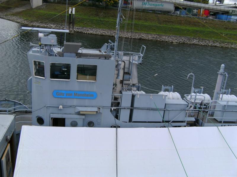 Mannheimer HafenSuchen - Landungsschiff Zander im Mannheimer Hafen Pict0104