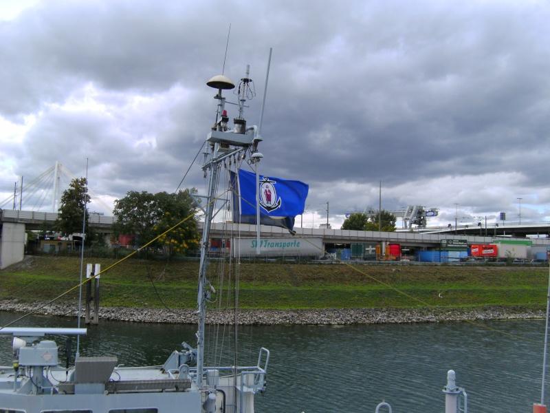 Mannheimer HafenSuchen - Landungsschiff Zander im Mannheimer Hafen Pict0105