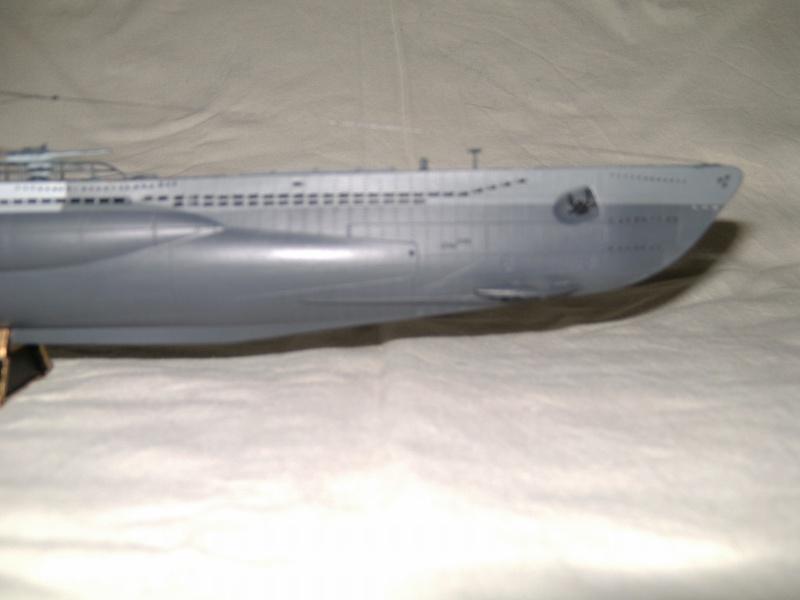 Deutscher U-Boot-Minenleger Typ VII D U 218 Pict0133