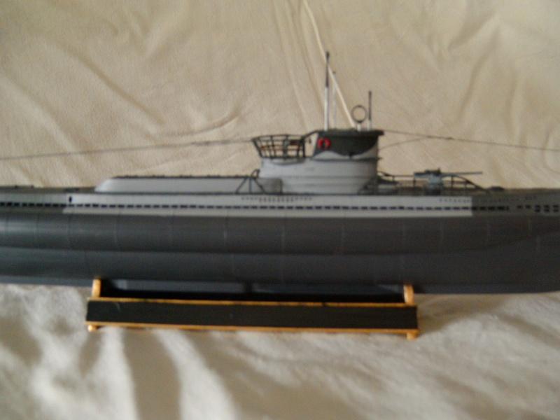 Deutscher U-Boot-Minenleger Typ VII D U 218 Pict0134