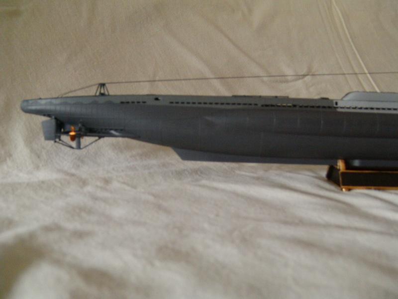 Deutscher U-Boot-Minenleger Typ VII D U 218 Pict0135