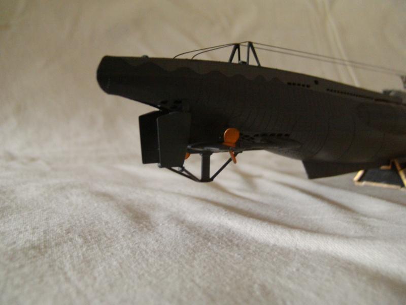 Deutscher U-Boot-Minenleger Typ VII D U 218 Pict0137
