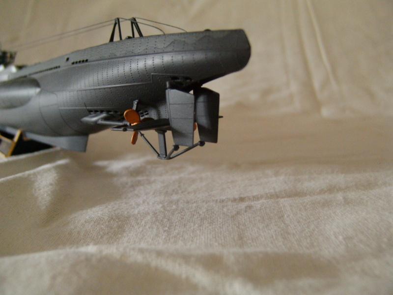 Deutscher U-Boot-Minenleger Typ VII D U 218 Pict0138