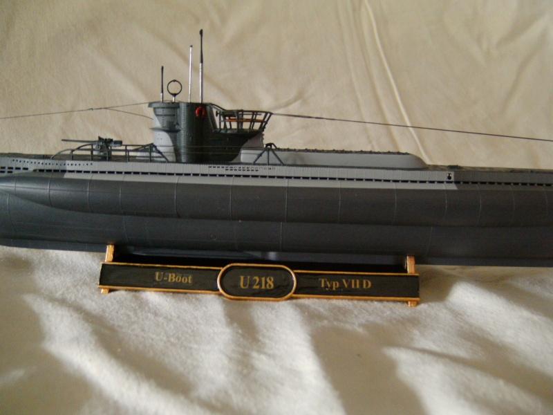 Deutscher U-Boot-Minenleger Typ VII D U 218 Pict0141
