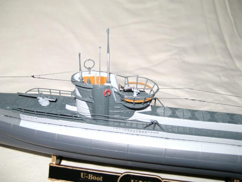 Deutscher U-Boot-Minenleger Typ VII D U 218 Pict0144