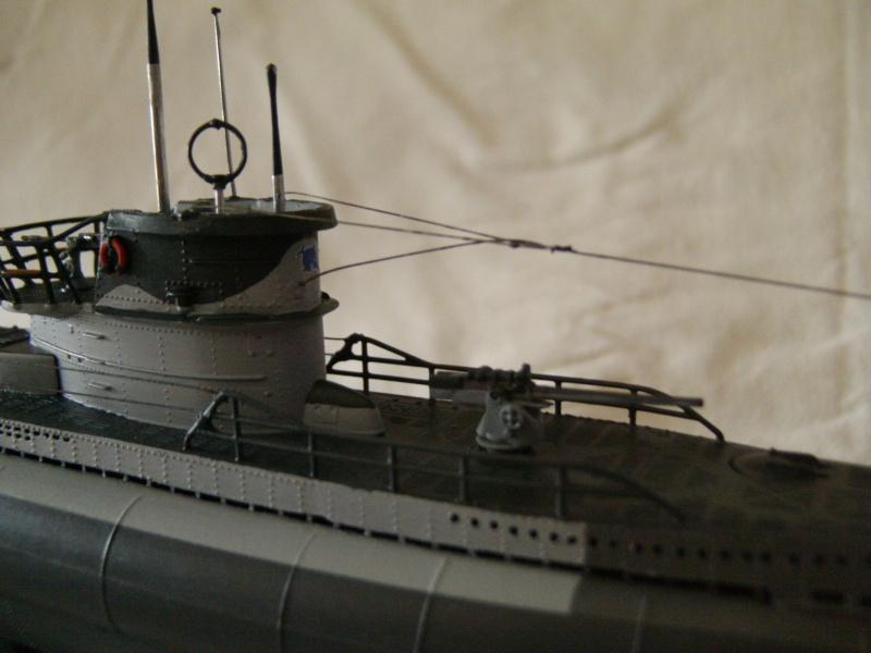 Deutscher U-Boot-Minenleger Typ VII D U 218 Pict0145