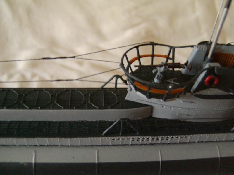Deutscher U-Boot-Minenleger Typ VII D U 218 Pict0146