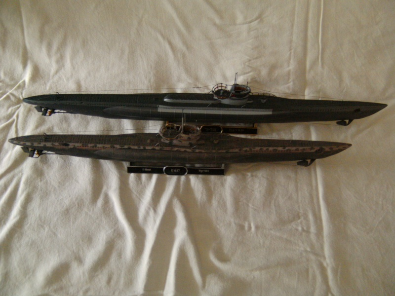 Deutscher U-Boot-Minenleger Typ VII D U 218 Pict0149