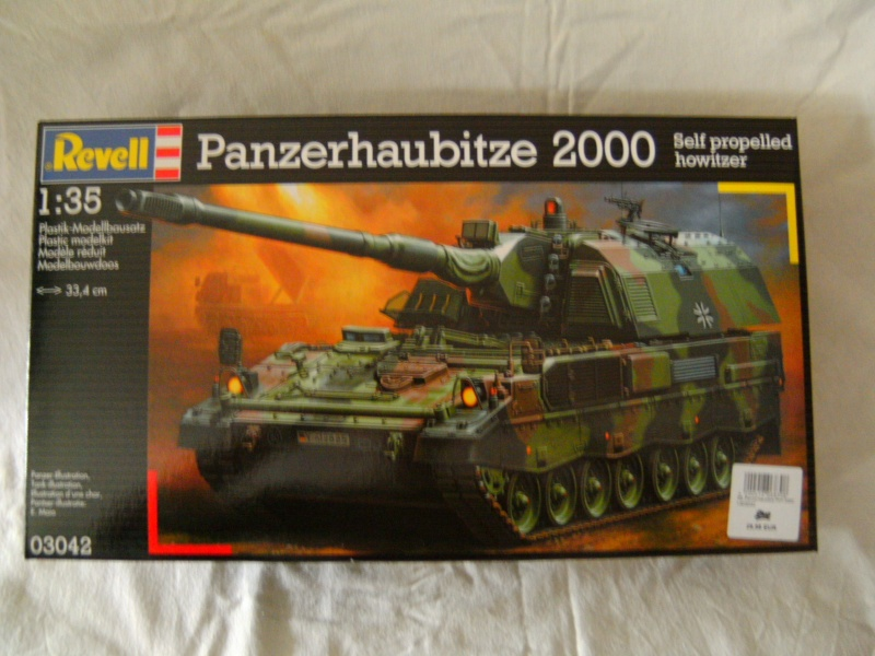 Panzerhaubitze 2000 - Revell-  1:35 Pict0151
