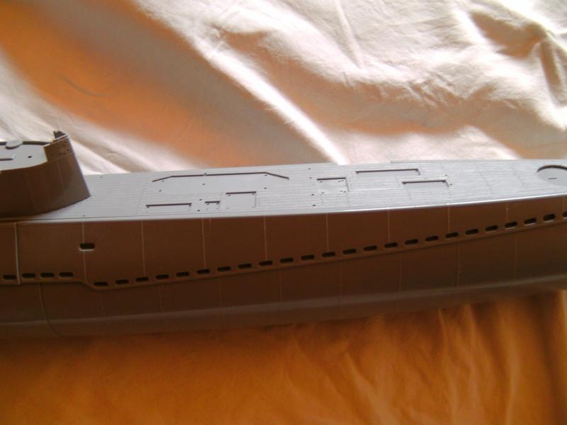 Japanisches U-Boot I-53 & Kaitens Maßstab 1 : 72 von Lindberg Pict0163