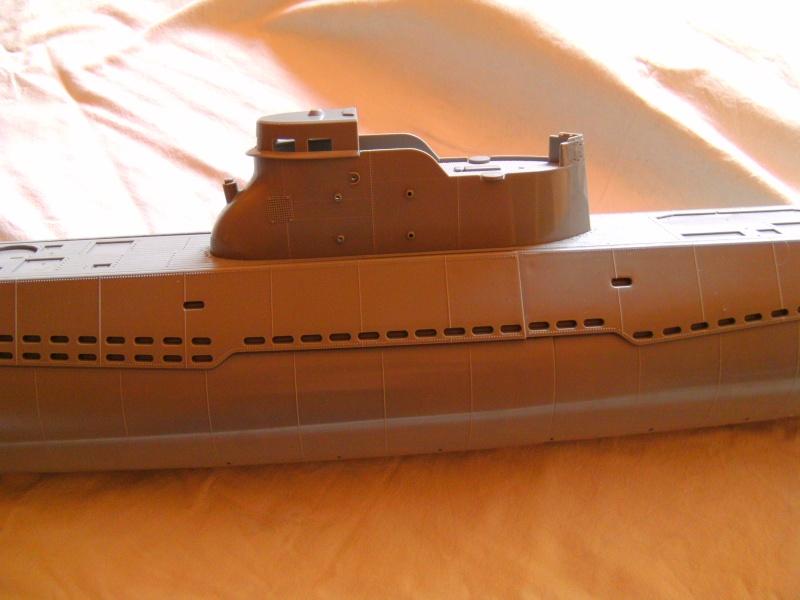 Japanisches U-Boot I-53 & Kaitens Maßstab 1 : 72 von Lindberg Pict0164