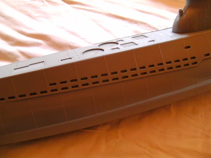 Japanisches U-Boot I-53 & Kaitens Maßstab 1 : 72 von Lindberg Pict0165