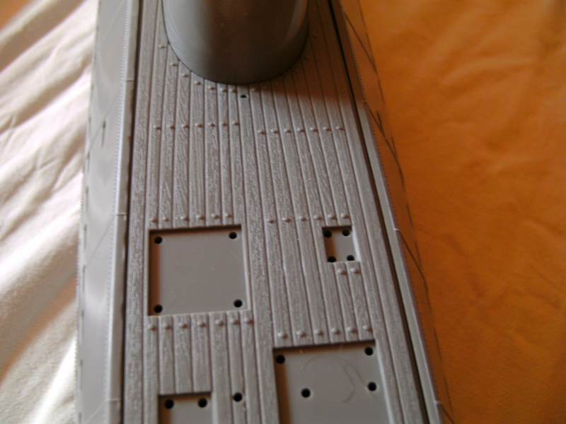 Japanisches U-Boot I-53 & Kaitens Maßstab 1 : 72 von Lindberg Pict0170
