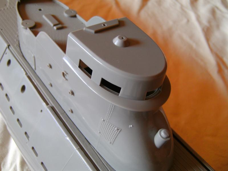Japanisches U-Boot I-53 & Kaitens Maßstab 1 : 72 von Lindberg Pict0171