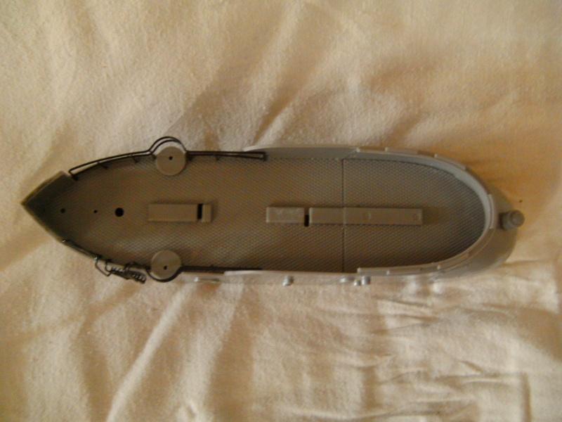 Japanisches U-Boot I-53 & Kaitens Maßstab 1 : 72 von Lindberg Pict0174
