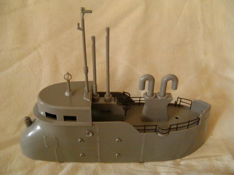 Japanisches U-Boot I-53 & Kaitens Maßstab 1 : 72 von Lindberg Pict0182