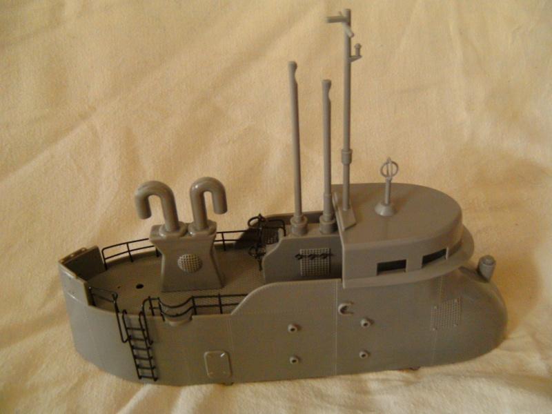 Japanisches U-Boot I-53 & Kaitens Maßstab 1 : 72 von Lindberg Pict0183